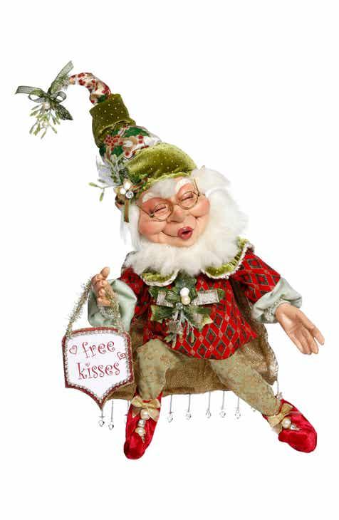 mark roberts mistletoe mischief elf - Mark Roberts Christmas