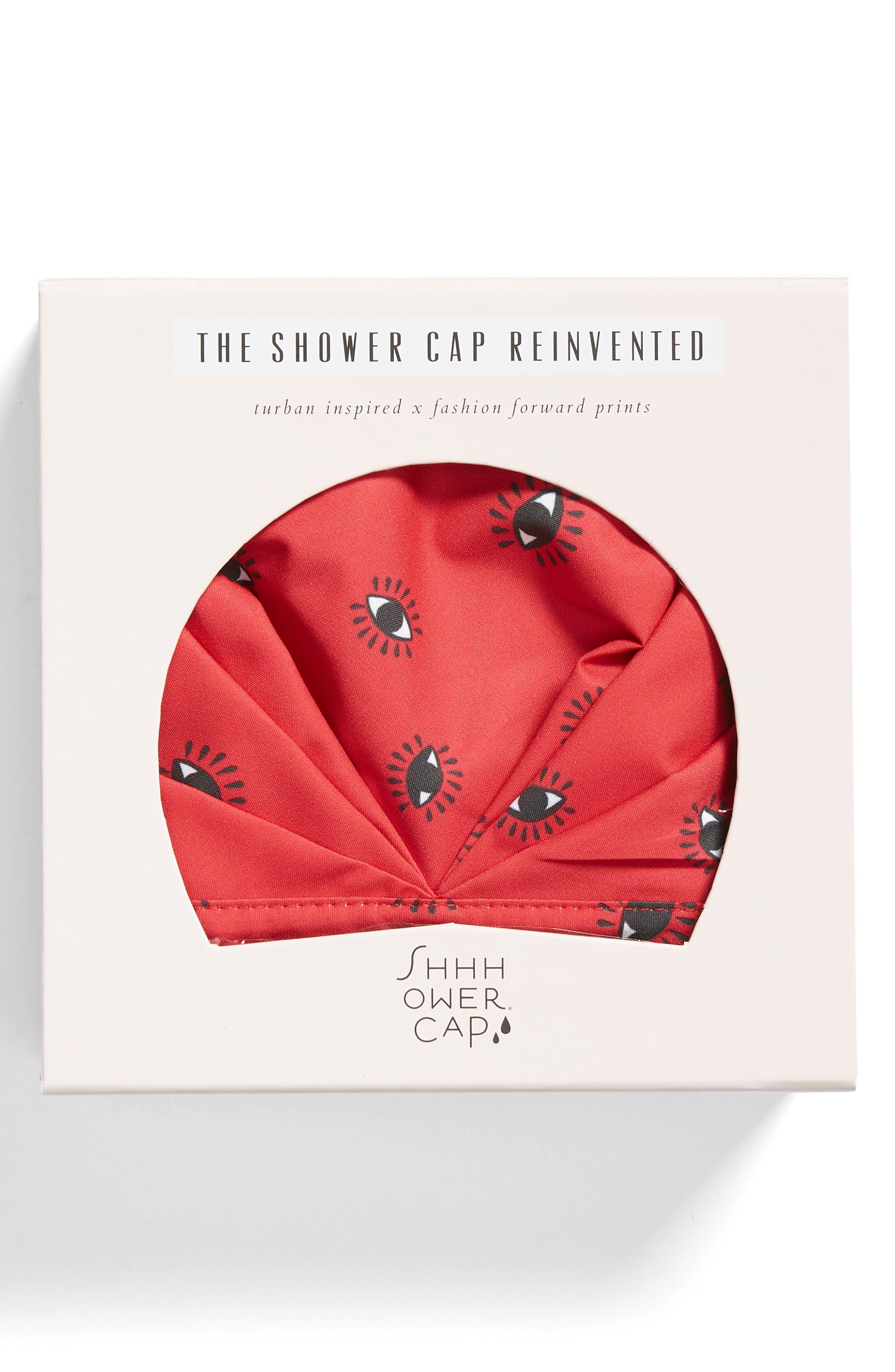 SHHHOWERCAP THE AJAX SHOWER CAP