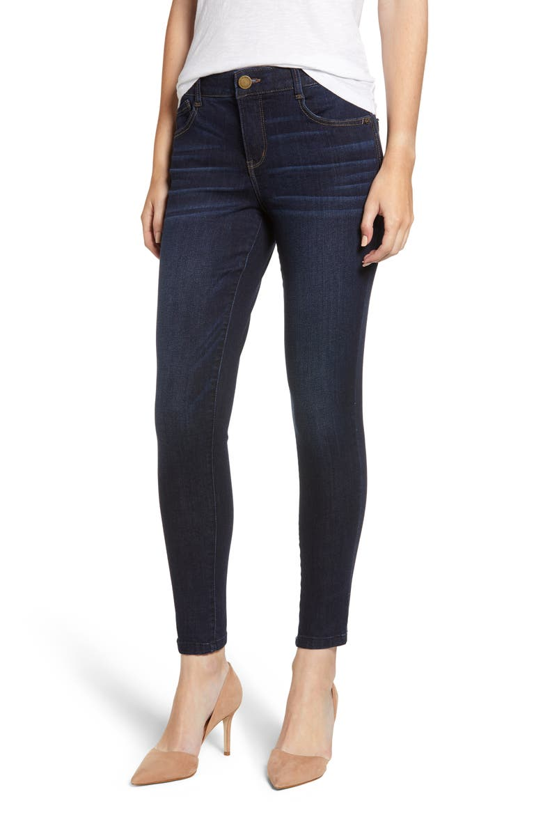 Ab-solution High Waist Modern Skinny Ankle Jeans