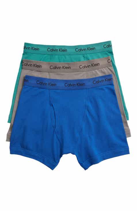 Calvin Klein 3-Pack Boxer Briefs 44756f0c207