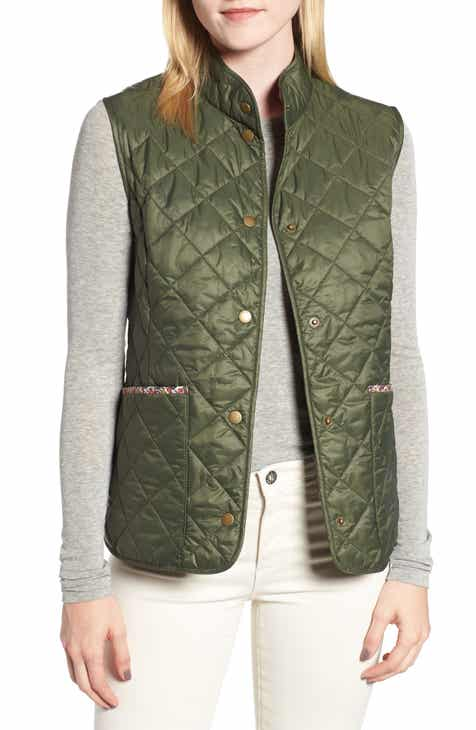 Barbour x Liberty Camila Quilted Vest (Nordstrom Exclusive) by BARBOUR