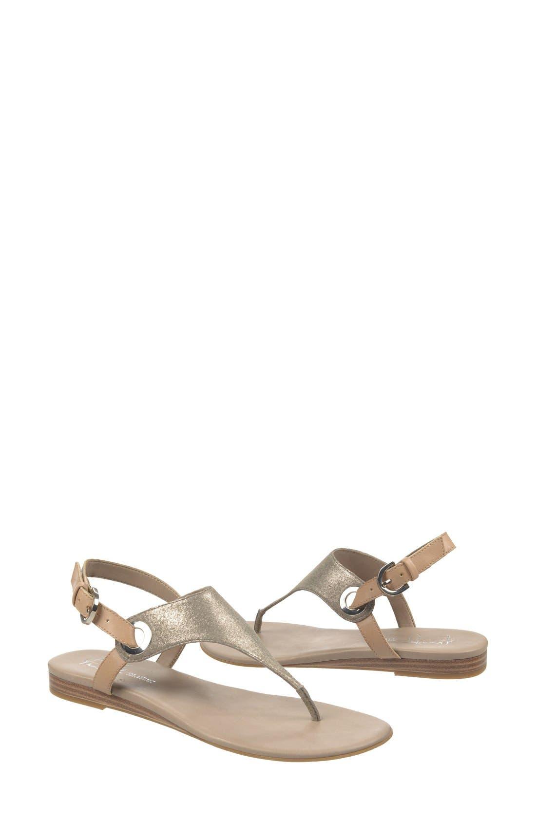 Alternate Image 8  - Franco Sarto 'Grip' Sandal