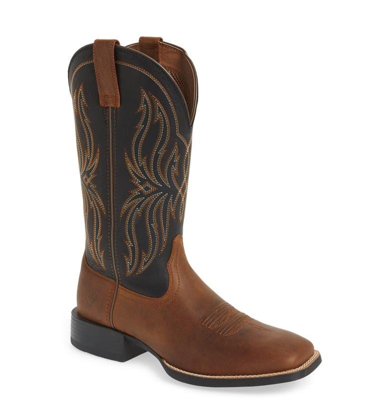 Sport Rustler Cowboy Boot