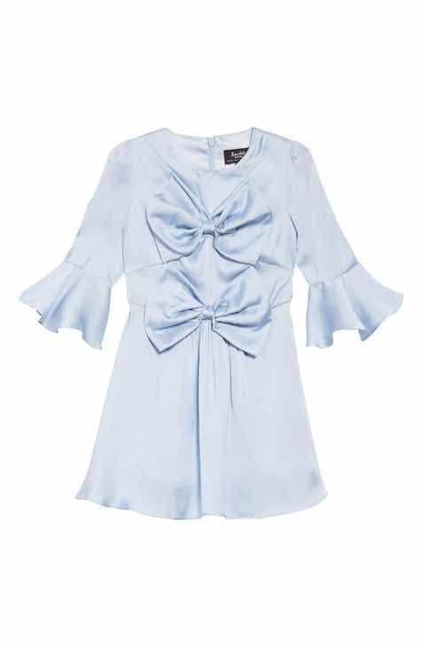 c77494b4add1 Bardot Junior Gia Double Bow Dress (Little Girls)