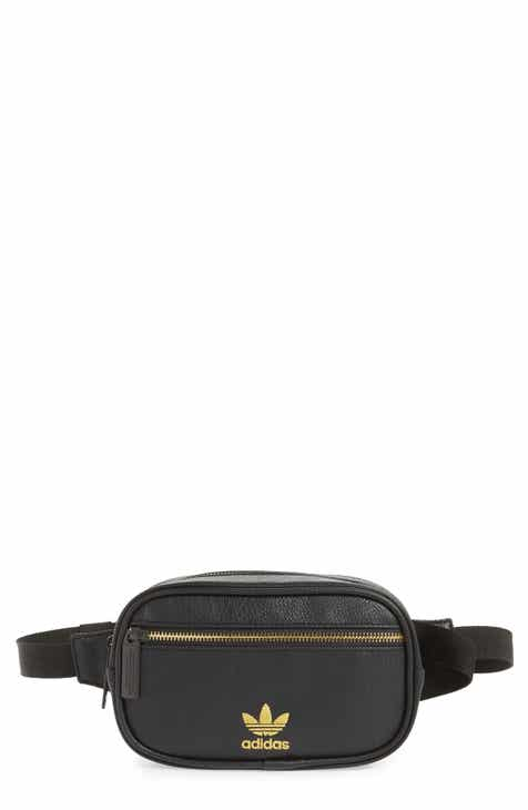 adidas Ori Faux Leather Fanny Pack