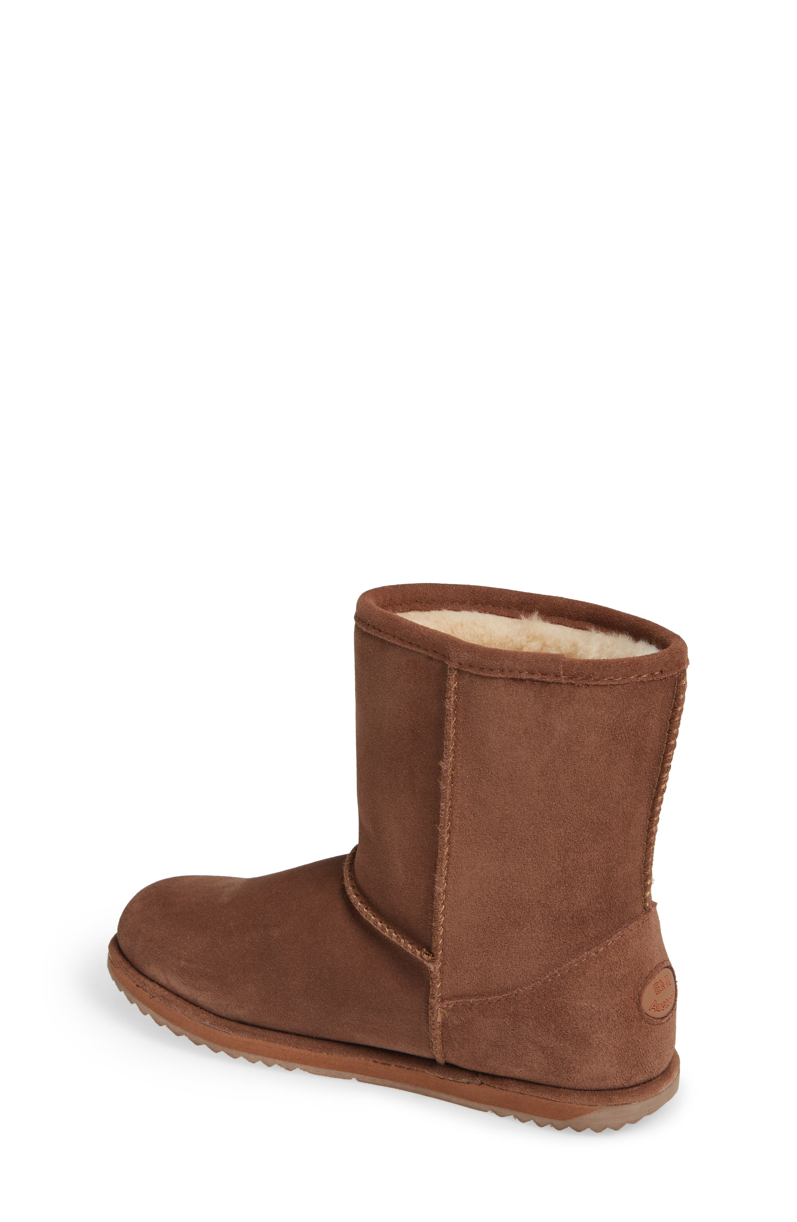 Brumby Waterproof Boot,                             Alternate thumbnail 2, color,                             Oak Brown