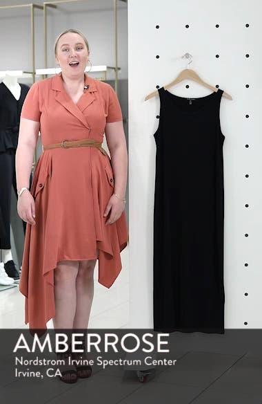 Midi Tank Dress,                             Alternate thumbnail 8, color,