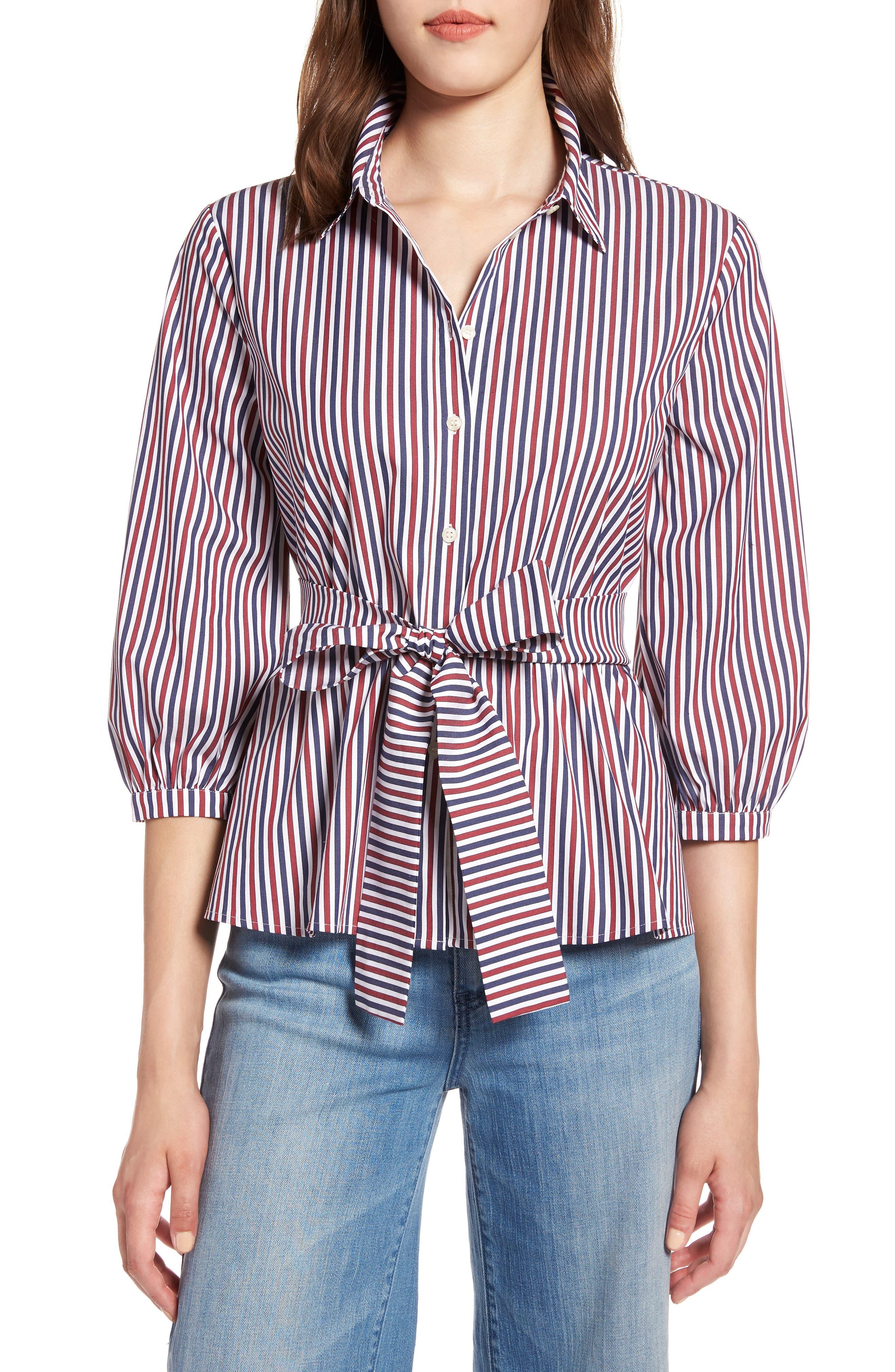 women u0026 39 s 3  4 sleeve tops  blouses  u0026 tees