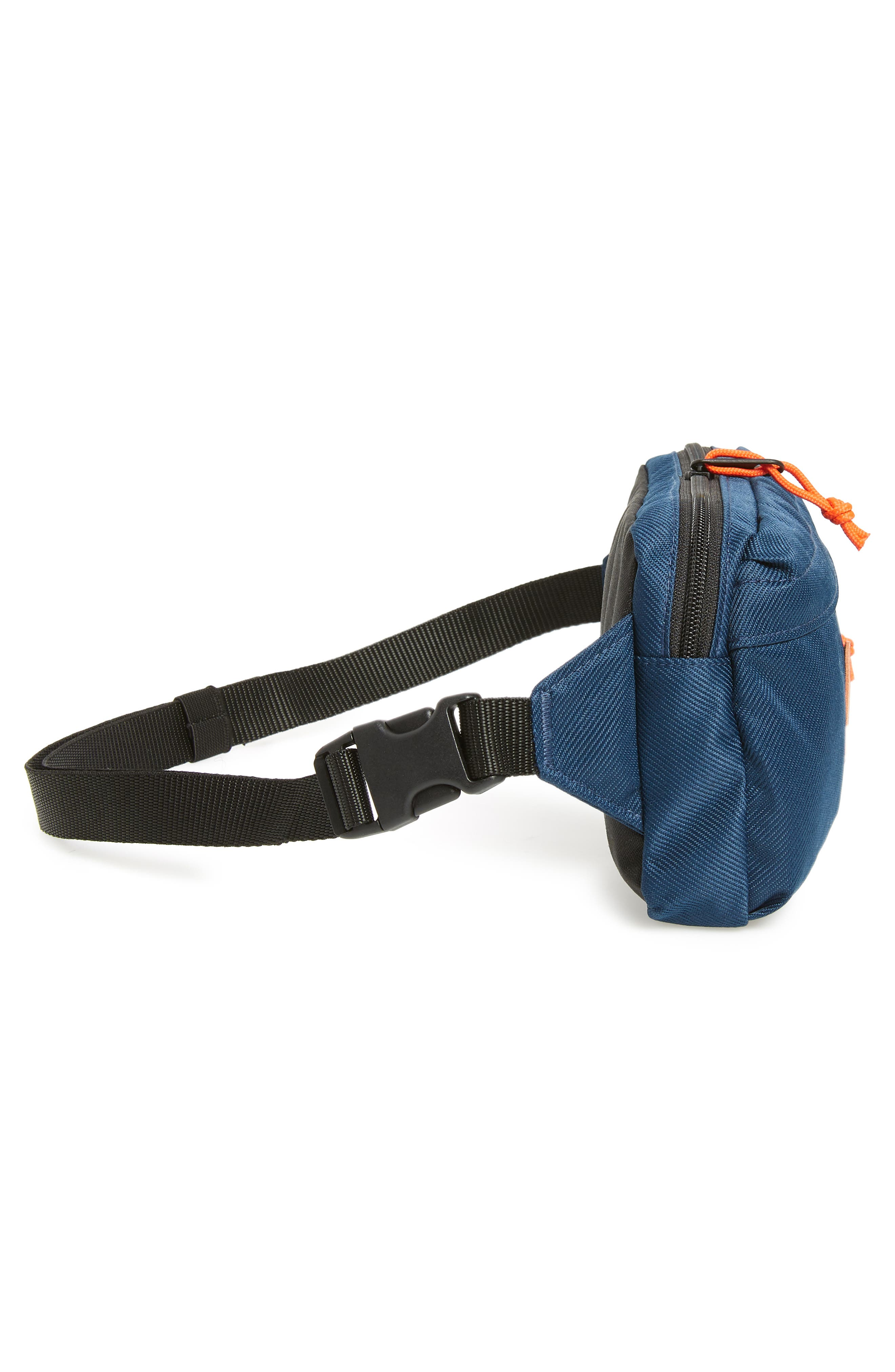 JANSPORT WAISTED BELT BAG - BLUE, NAVY TWILL