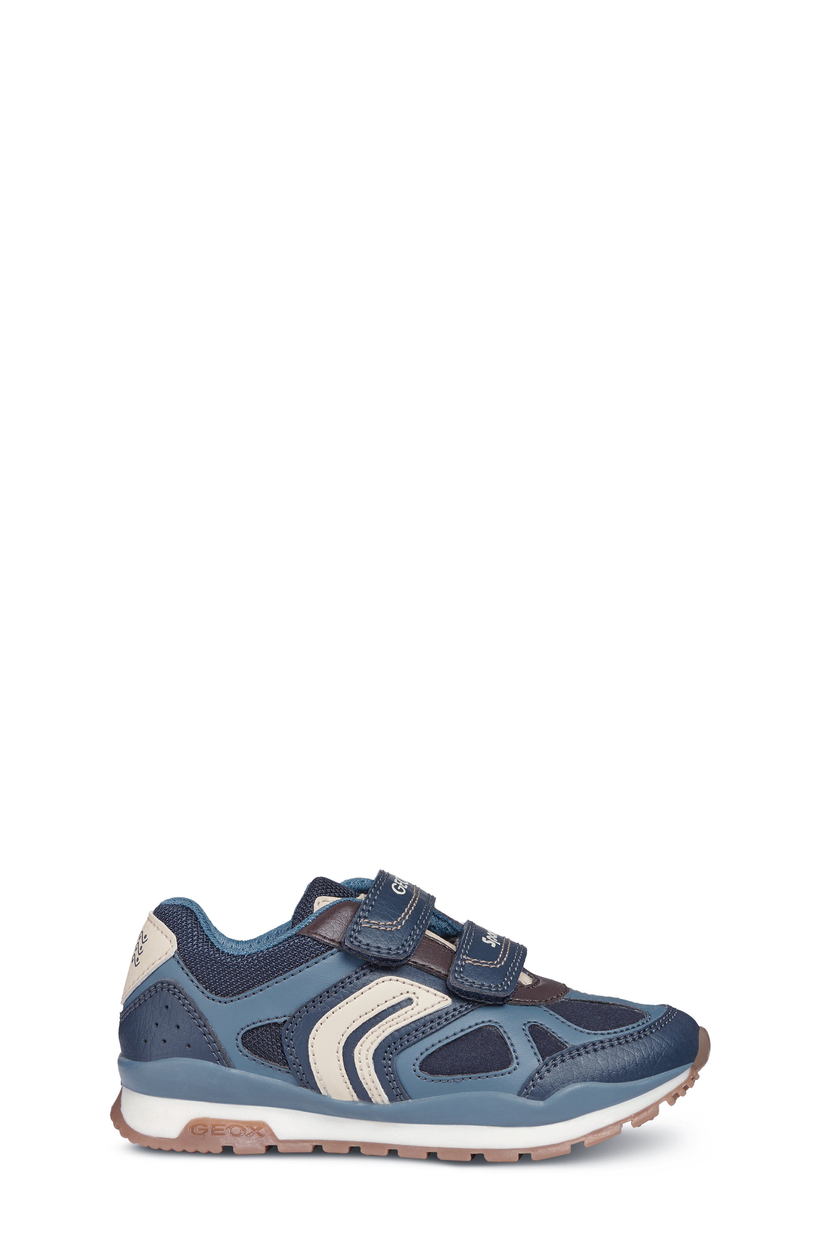 Pavel Sneaker,                             Alternate thumbnail 3, color,                             Navy/Avio