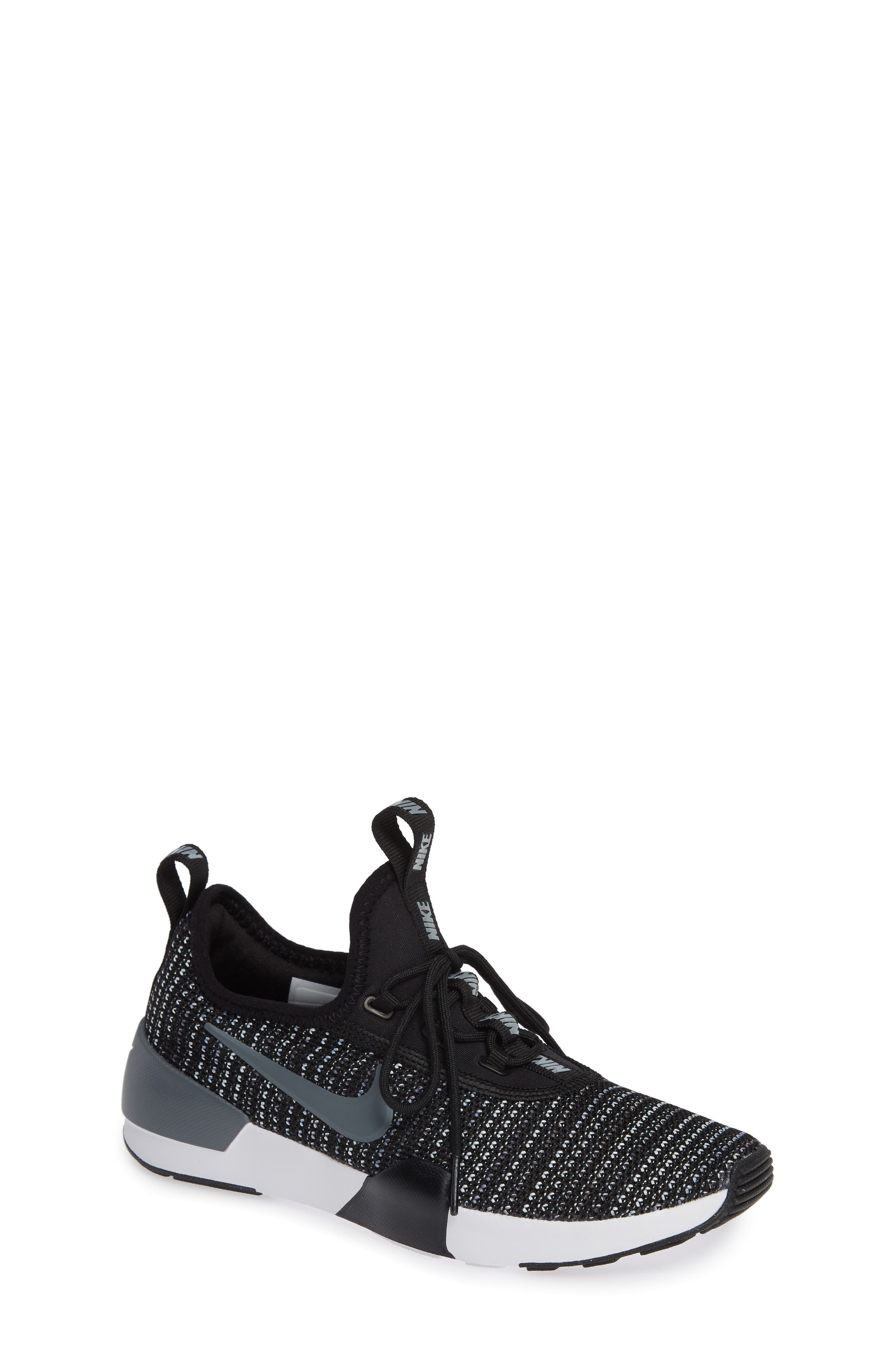 Ashin Modern Sock Knit Sneaker,                             Main thumbnail 1, color,                             Black/ Cool Grey/ Anthracite
