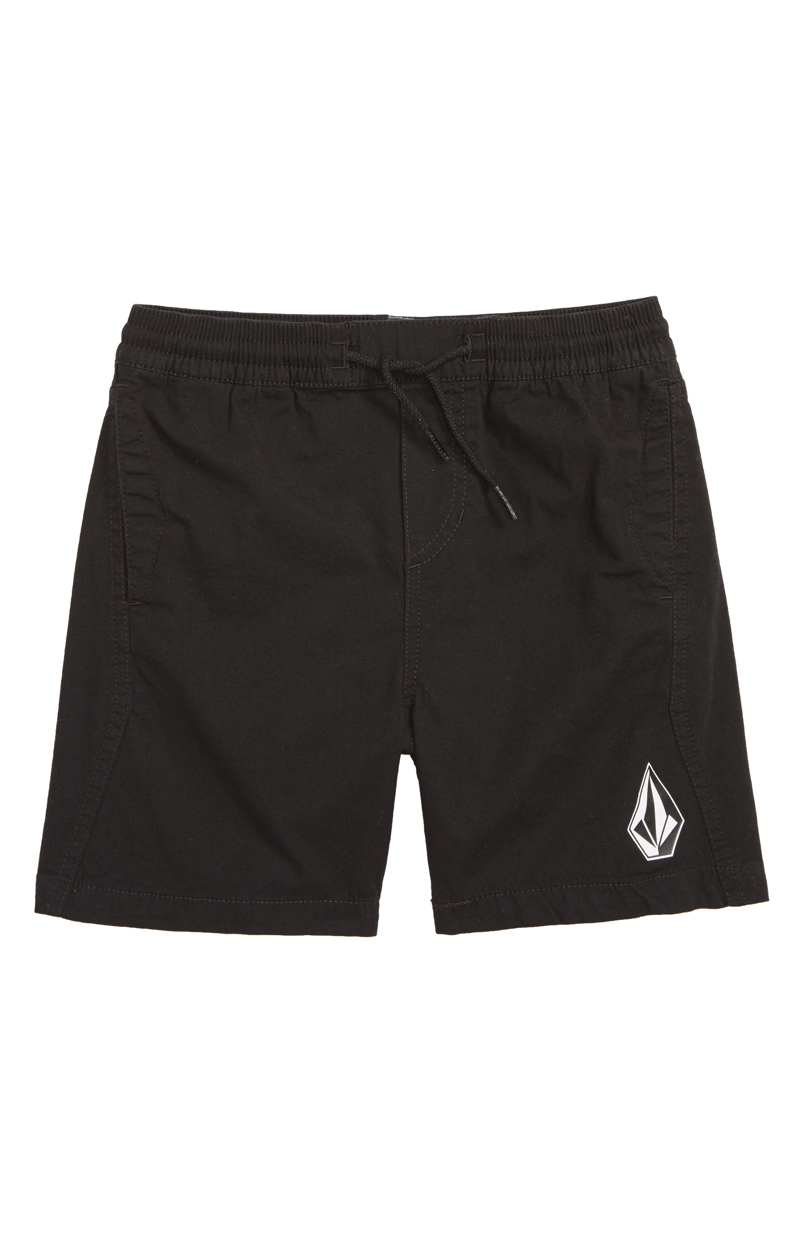 Deadly Stones Shorts,                         Main,                         color, Black