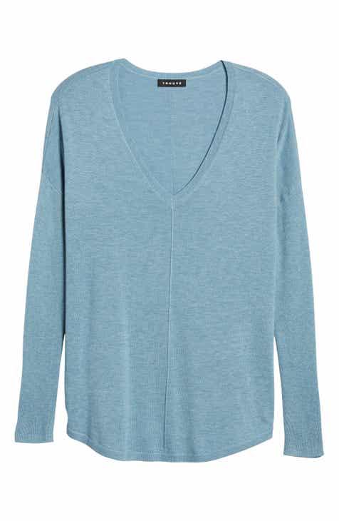trouv everyday v neck sweater