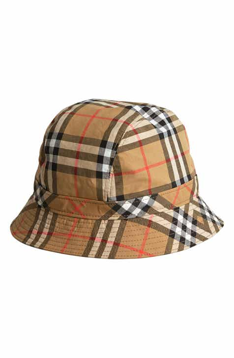 b62756afb82c1 Burberry Vintage Check Bucket Hat