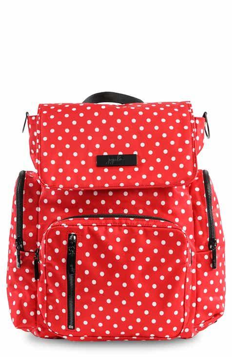 Ju Be Onyx Sporty Diaper Backpack