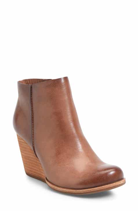 b3bcc85f551 Kork-Ease® Natalya Wedge Bootie (Women)
