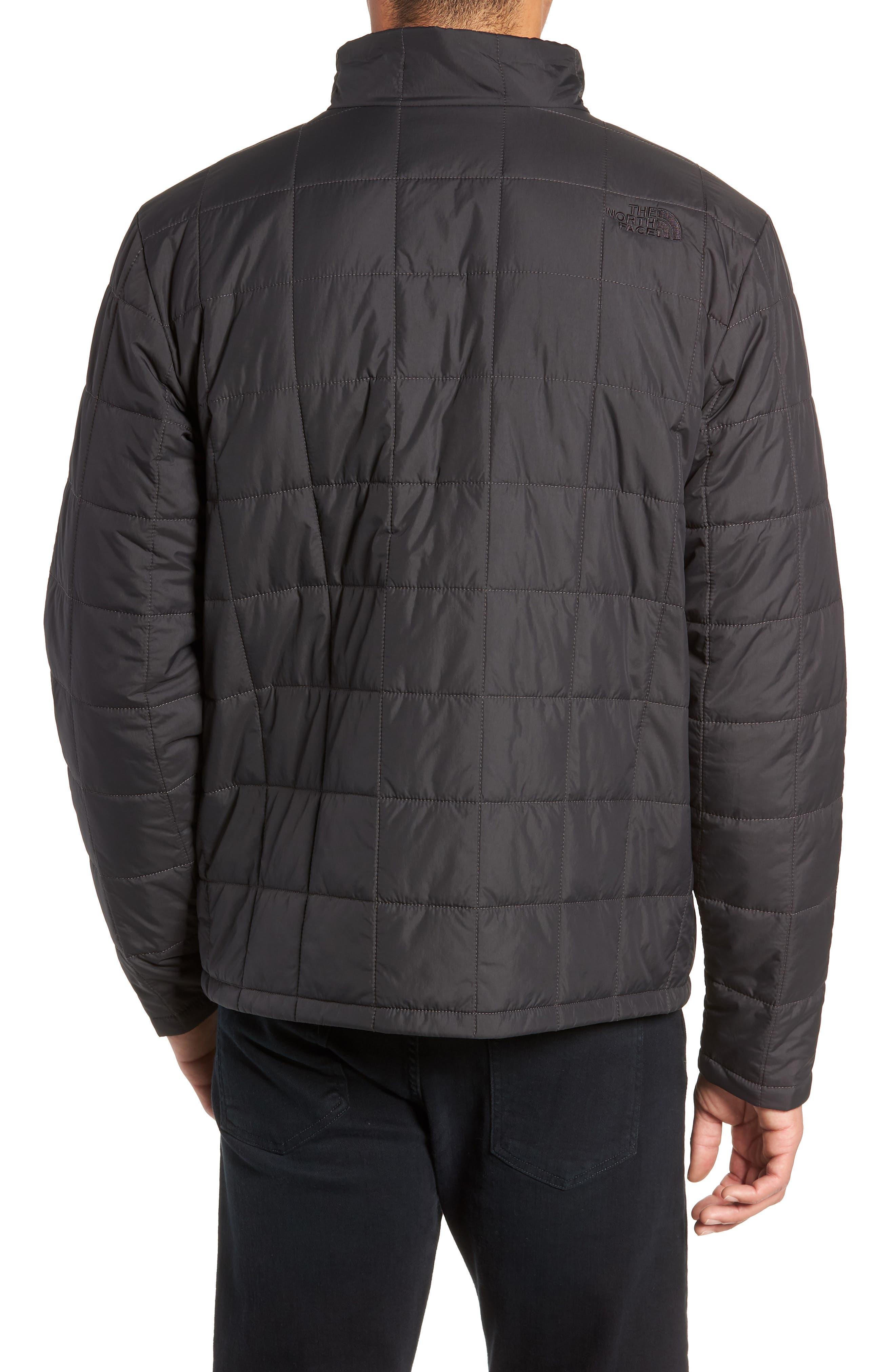 Harway Heatseaker<sup>™</sup> Jacket,                             Alternate thumbnail 2, color,                             Asphalt Grey