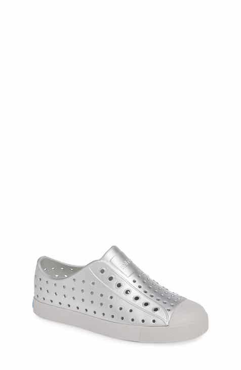 2dfaa5746c62 Native Shoes Jefferson Metallic Slip-On Vegan Sneaker (Baby