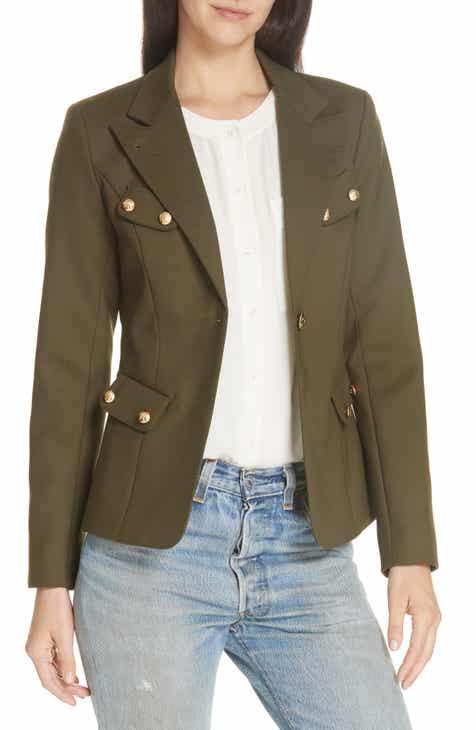 Women Military Jacket Nordstrom