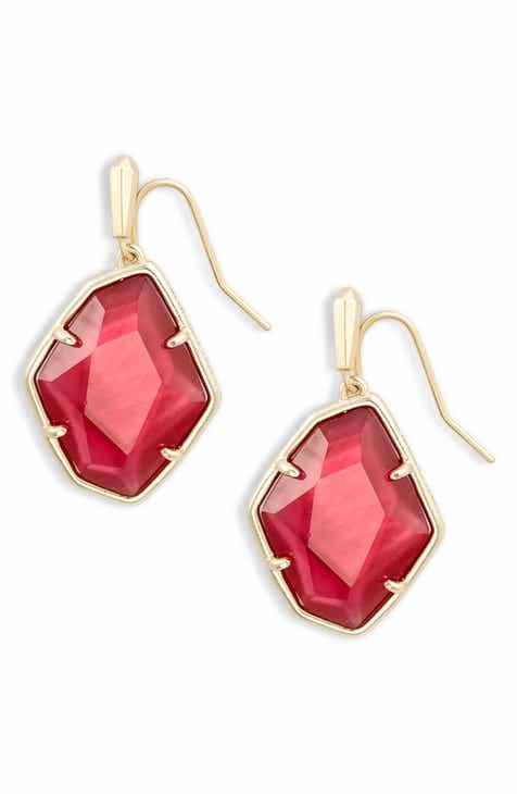 Kendra Scott Dax Drop Earrings