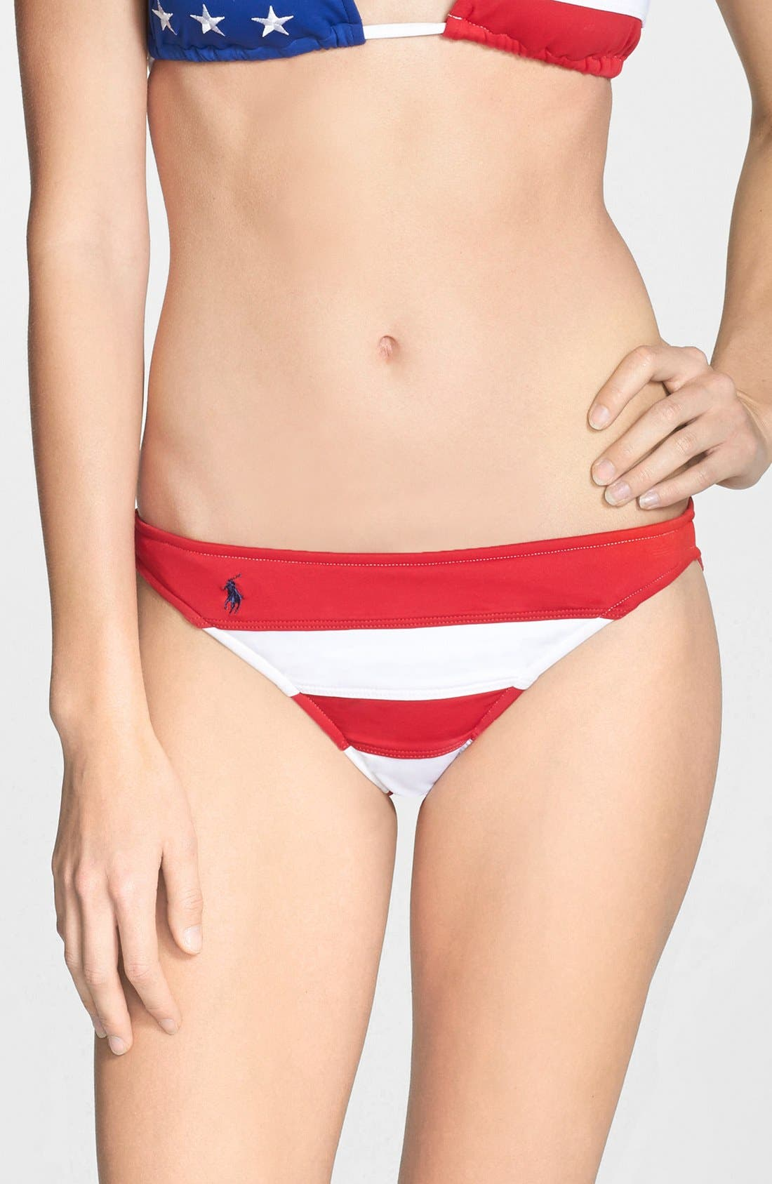 bikini polo