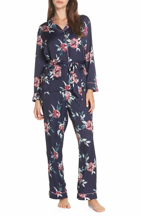 Nordstrom Lingerie Sweet Dreams Wrap Pajamas df2d5781a