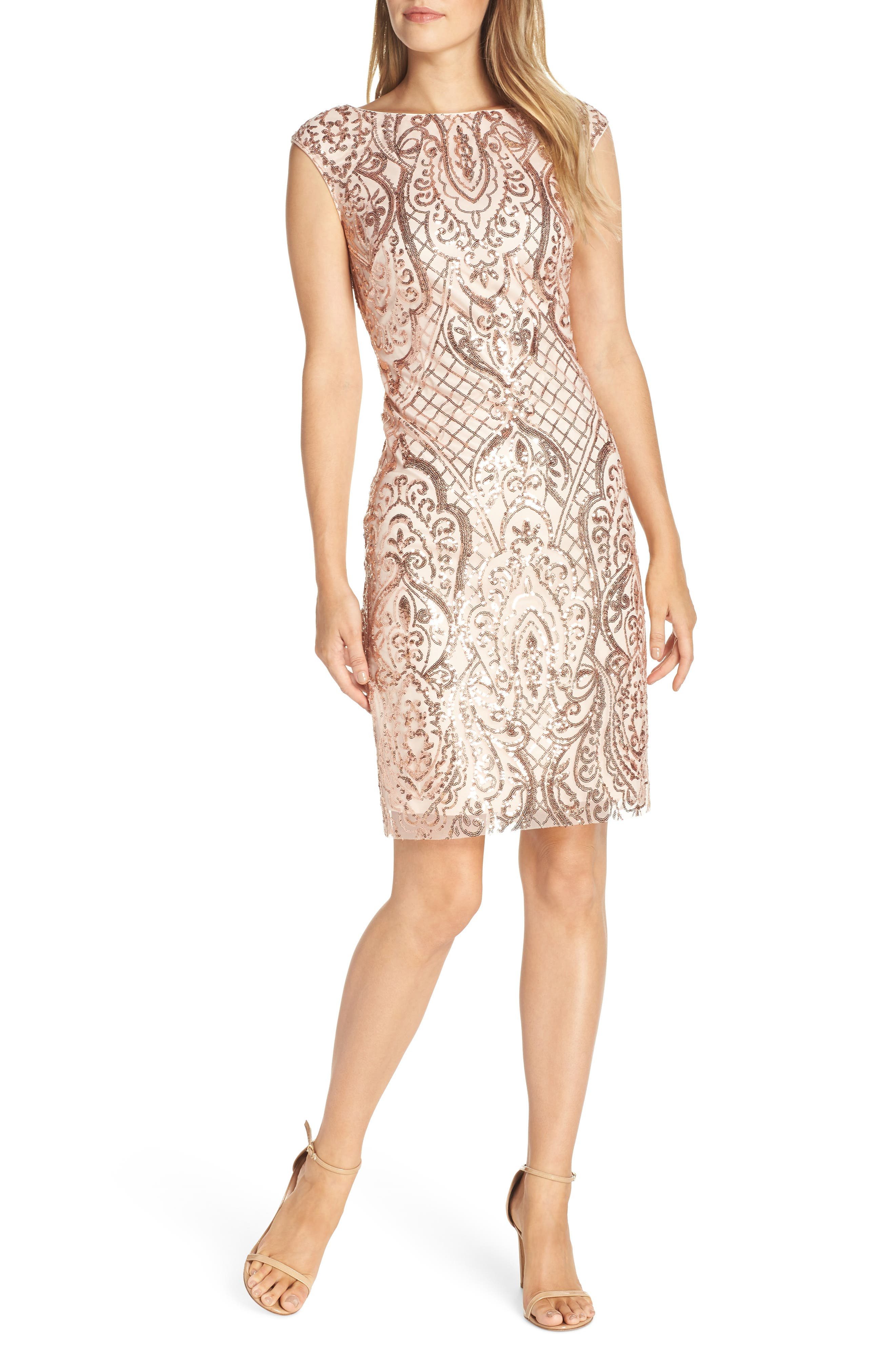Vince Camuto Lace Dresses