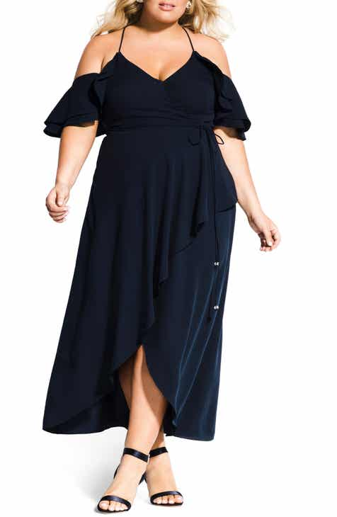 461bea10d2 City Chic Miss Jessica Maxi Dress (Plus Size)