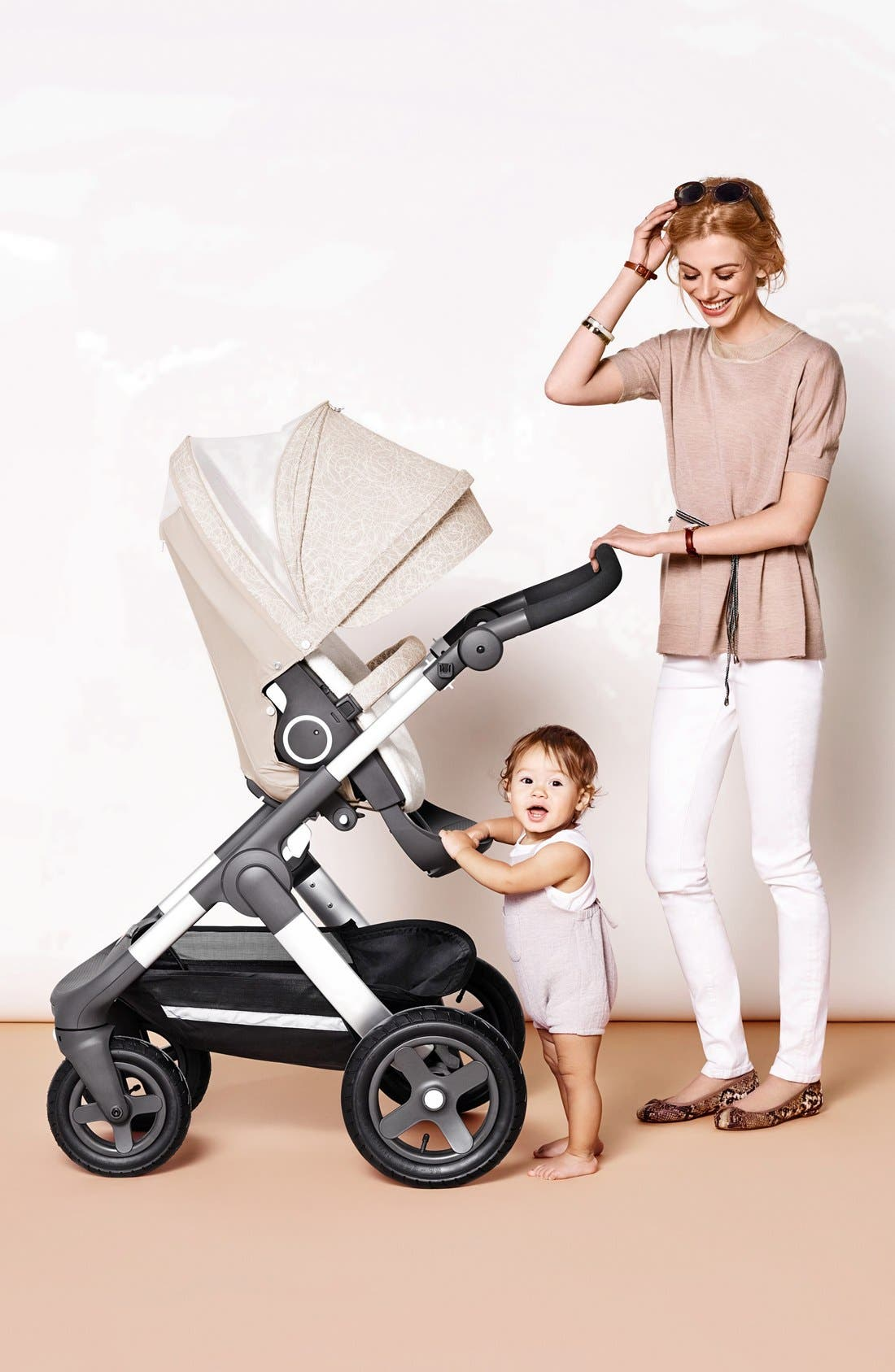 Alternate Image 2  - Stokke Baby 'Xplory® Stroller Summer Kit' Shade Set