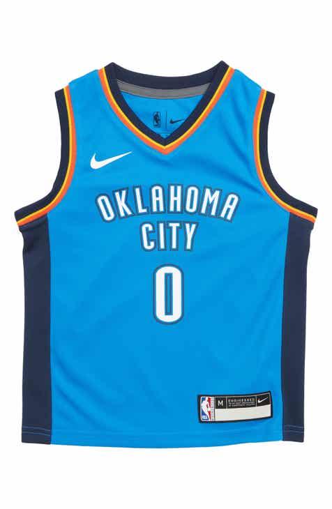 Nike Oklahoma City Thunder Russell Westbrook Basketball Jersey (Toddler Boys)