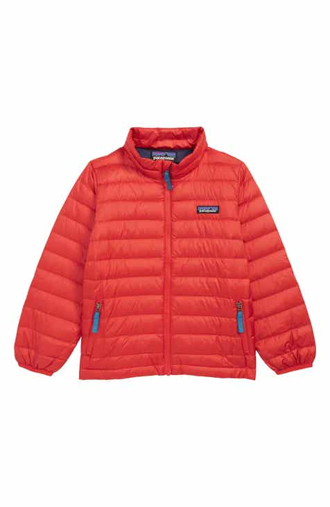 a76547ab5bd4 Patagonia Water Repellent 600-Fill Power Down Sweater Jacket (Little Boys    Big Boys)