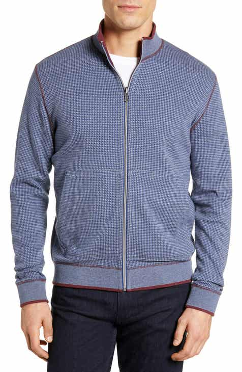 b26eccb2db7 Robert Graham Ando Classic Fit Zip Front Reversible Jacket