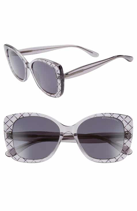 7f6af69390 Bottega Veneta 53mm Cat Eye Sunglasses