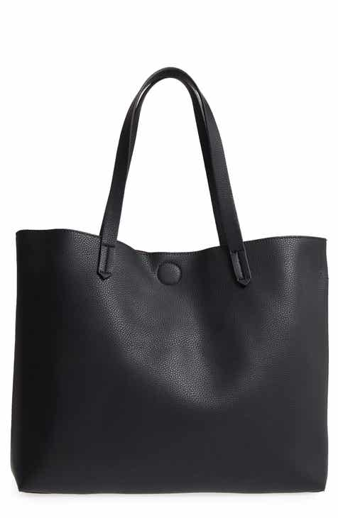 b68577e2ab6 Faux Leather Tote Bags for Women  Leather, Coated Canvas,   Neoprene ...