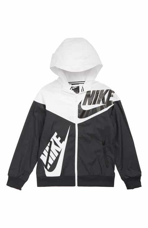1cf2a64bfb12 Nike Sportswear Windrunner Zip Jacket (Little Boys   Big Boys)