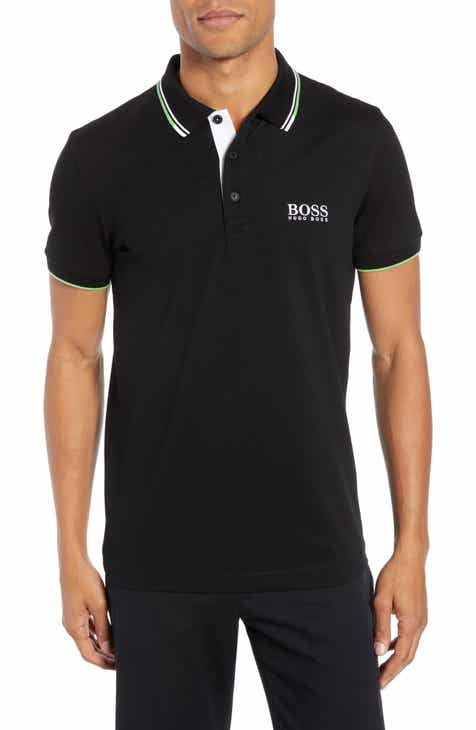 f7463a60b BOSS Paddy Regular Fit Polo