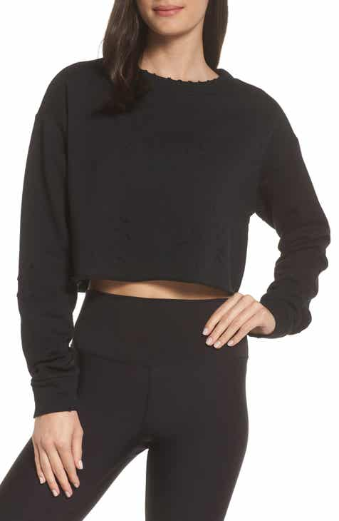 Alo Fierce Crew Pullover by ALO