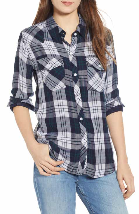 58530b1859 Rails Kendra Plaid Shirt
