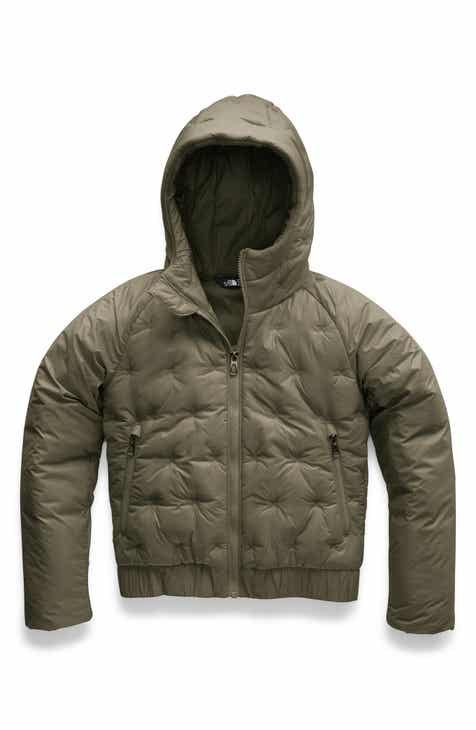 The North Face Mashup Water Repellent Heatseeker™ Insulated Hoodie (Big  Girls) 300a785cfee