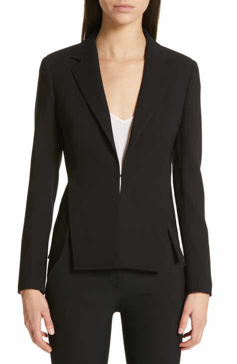 f1f01436441 Akris Ocelia Wool Blend Jacket