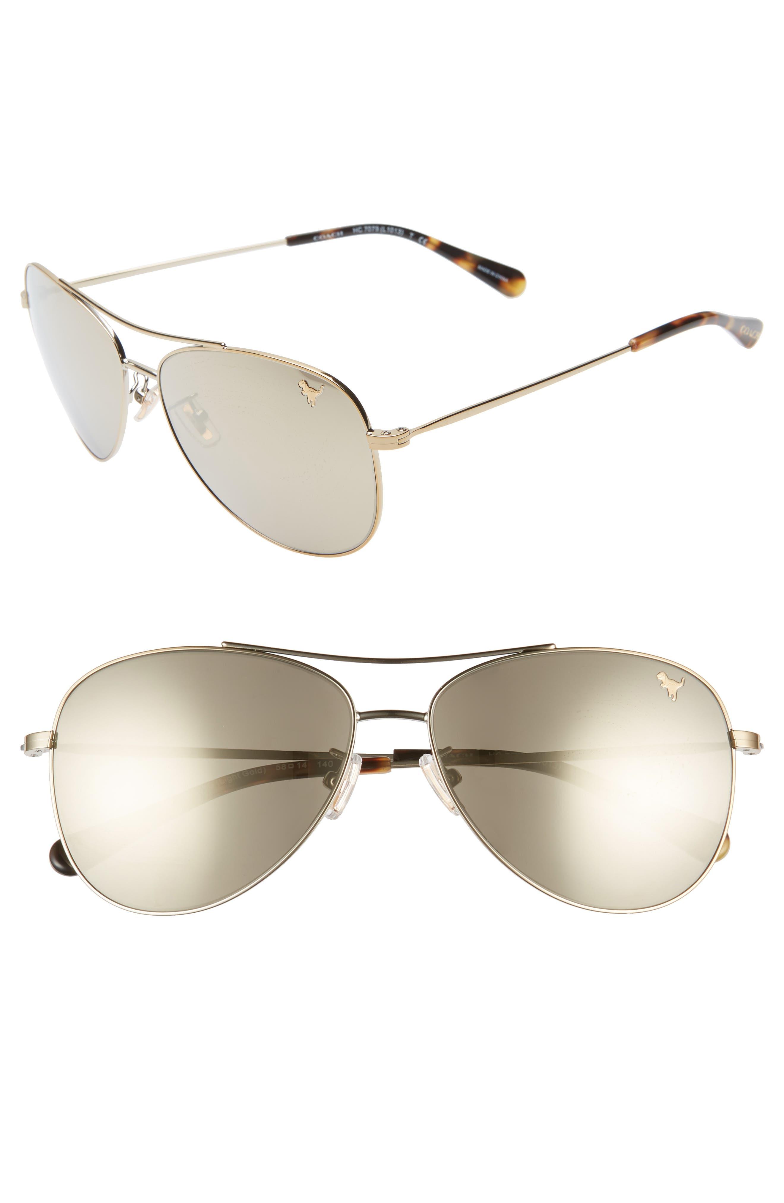 cf3704fc3 best price coach mirrored sunglasses cf8a7 00adc