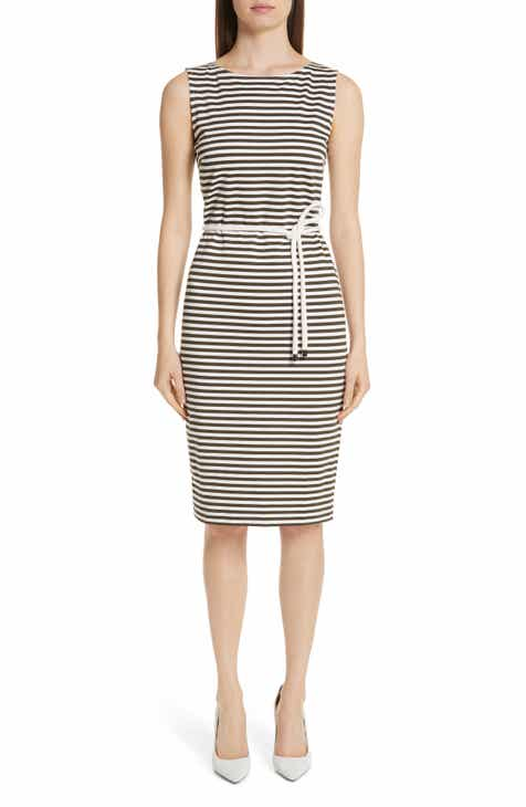 Max Mara Comica Stripe Dress