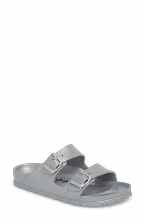 e2a397021be68d Birkenstock Essentials - Arizona Slide Sandal (Women)