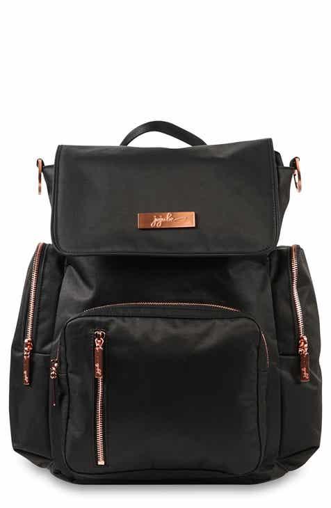 Ju-Ju-Be Onyx Be Sporty Diaper Backpack f61ce11504ef5