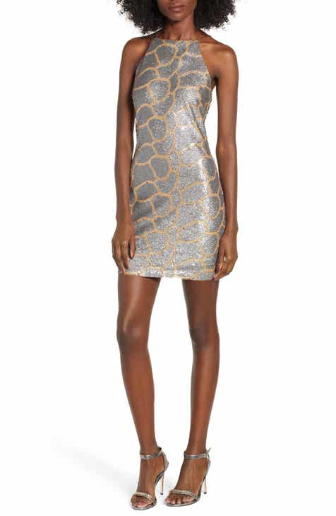 Endless Rose Sequin Minidress