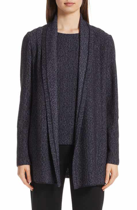 St. John Collection Marianne Metallic Cardigan by ST. JOHN COLLECTION