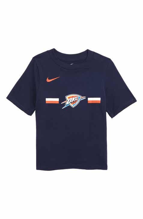 Nike Oklahoma City Thunder Dri-FIT T-Shirt (Toddler Boys)