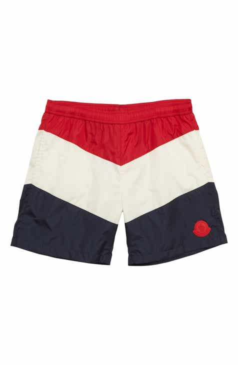6e2055260 Boys  Red Swim  Board Shorts