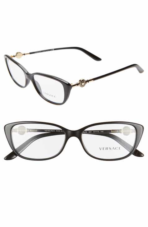 92bf1dd7c8b1 Versace 54mm Cat Eye Optical Glasses