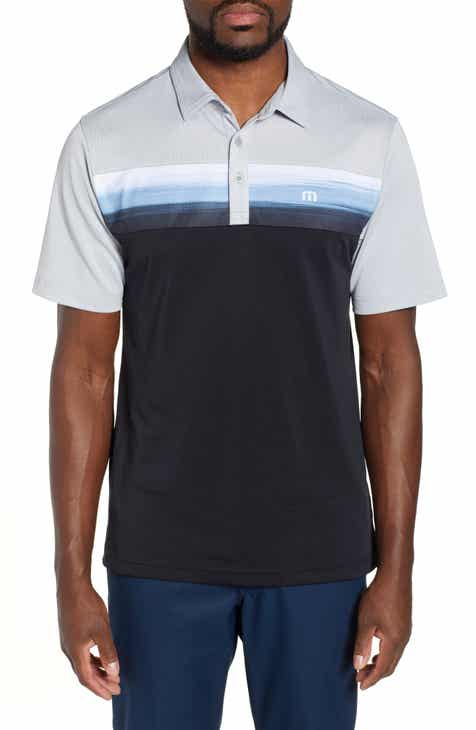 4bd23cb8d51b TravisMathew Wiz With Colorblock Polo